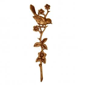 Цветок из бронзы 9