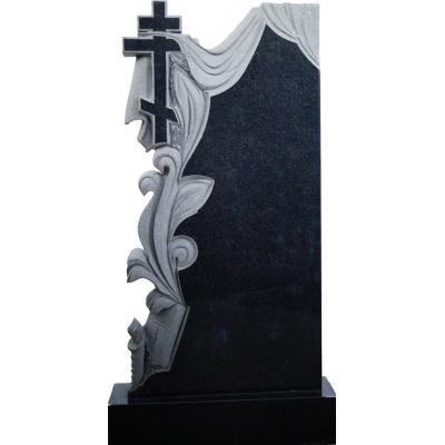 Сложный вертикальный памятник 32