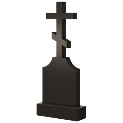 Памятник с крестом 8