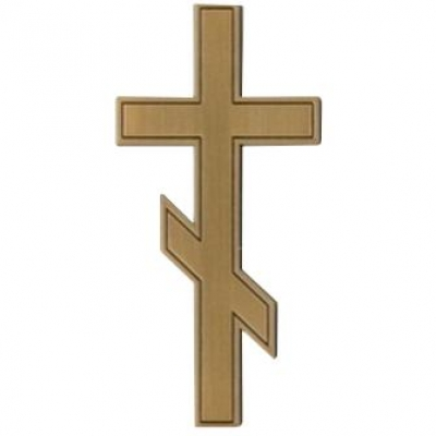 Крест из бронзы 3