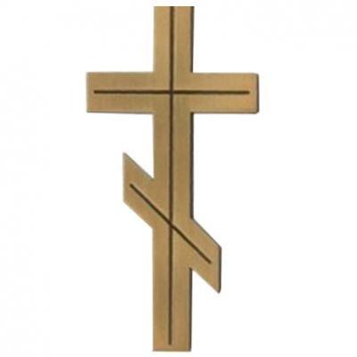 Крест из бронзы 4