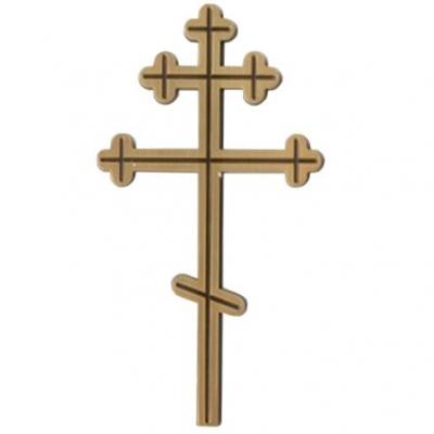 Крест из бронзы 6