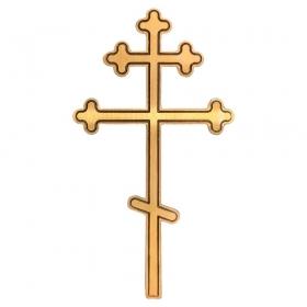 Крест из бронзы 5