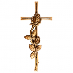 Крест из бронзы 16