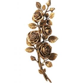 Цветок из бронзы 2