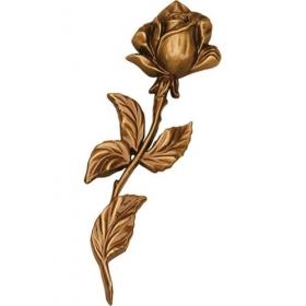 Цветок из бронзы 3