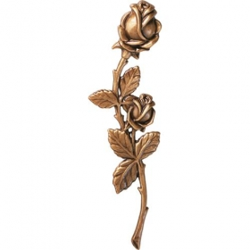 Цветок из бронзы 5