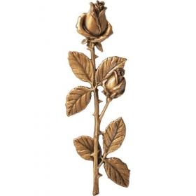 Цветок из бронзы 8